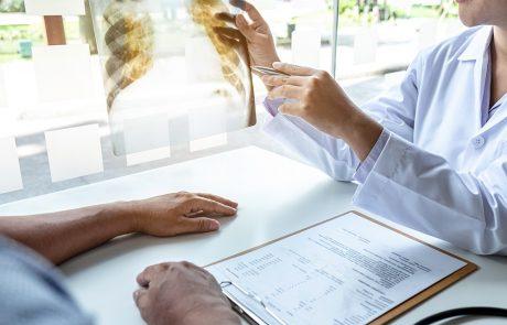 שלבים בסרטן ריאה מסוג תאים קטנים  SCLC- Small Cell Lung Cancer