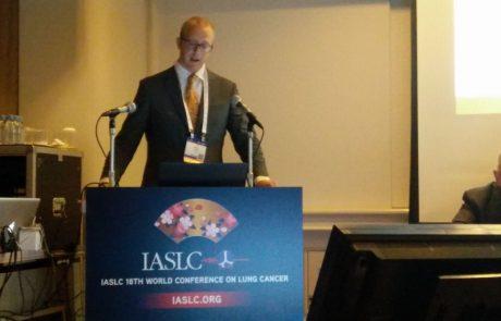 חדשות מכנס IASLC, אוקטובר 2017