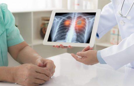 סרטן הריאה של תאים שאינם-קטנים
