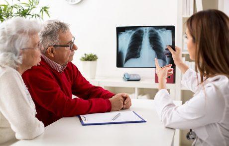סרטן הריאה של תאים קטנים