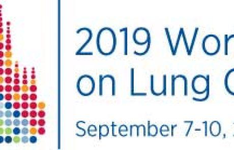 הכנס העולמי לסרטן ריאה ספטמבר 2019 בברצלונה